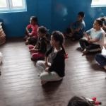 Image Suryakiranam: Yoga for Kids with Paula