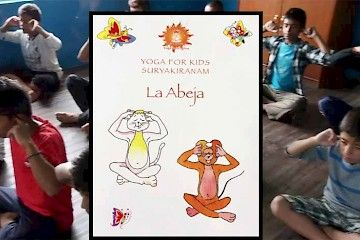Foto Suryakiranam: Yoga for Kids with Paula 2
